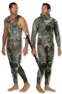 Image de Veste Apnea Mimetic Imersion 5mm