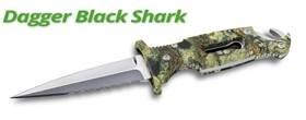 Image de Dague Sporasub Black Shark